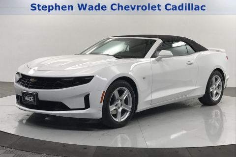 Pre-Owned 2019 Chevrolet Camaro 1LT RWD Convertible