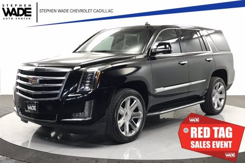 Pre-Owned 2019 Cadillac Escalade Premium Luxury 4WD Sport Utility