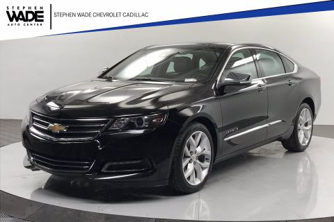 Pre-Owned 2017 Chevrolet Impala Premier FWD 4dr Car