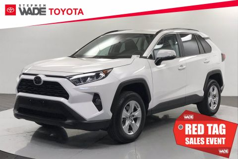 Pre-Owned 2020 Toyota RAV4 XLE AWD Sport Utility
