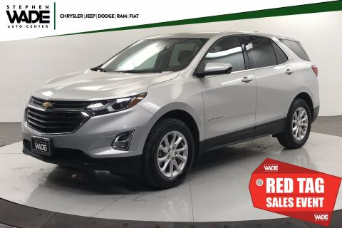 Pre-Owned 2020 Chevrolet Equinox LT AWD Sport Utility