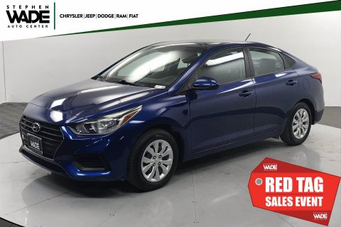 Pre-Owned 2018 Hyundai Accent SE FWD 4dr Car