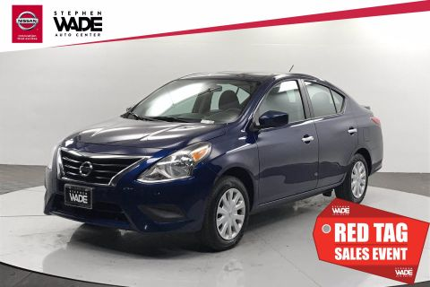 Pre-Owned 2019 Nissan Versa Sedan SV FWD 4dr Car