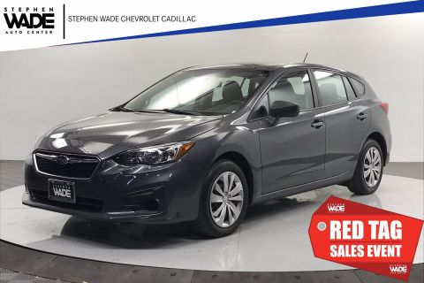 Pre-Owned 2019 Subaru Impreza AWD Hatchback