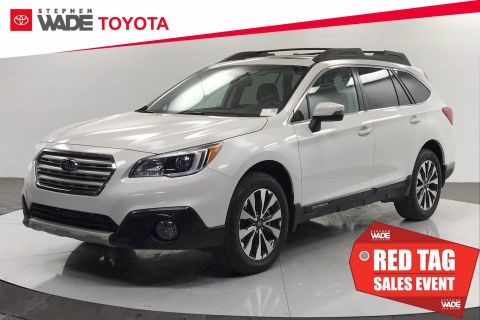 Pre-Owned 2017 Subaru Outback Limited AWD Sport Utility