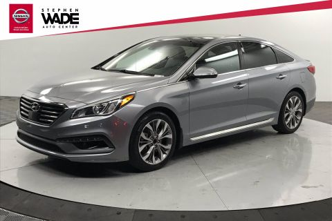 Pre-Owned 2015 Hyundai Sonata 2.0T Limited FWD 4dr Car