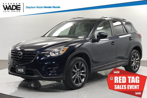 Pre-Owned 2016 Mazda CX-5 Grand Touring FWD Sport Utility
