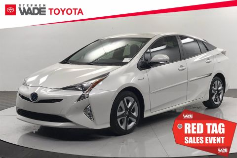 Pre-Owned 2017 Toyota Prius Four Touring FWD Hatchback