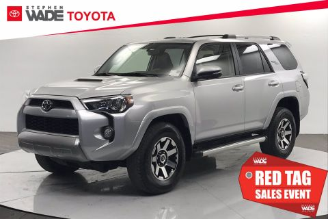 Pre-Owned 2018 Toyota 4Runner TRD Off Road Premium 4WD Sport Utility