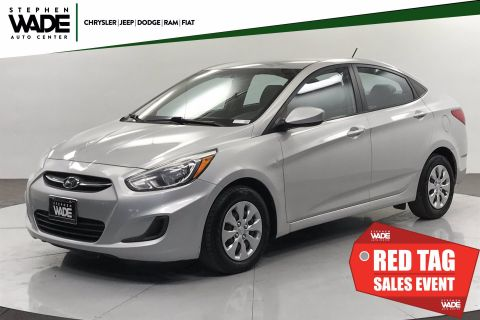 Pre-Owned 2015 Hyundai Accent GLS FWD 4dr Car