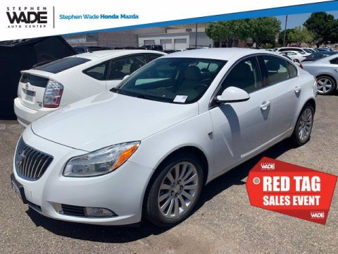 Pre-Owned 2011 Buick Regal CXL RL3 FWD 4dr Car