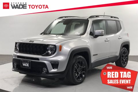 Pre-Owned 2019 Jeep Renegade Altitude FWD Sport Utility
