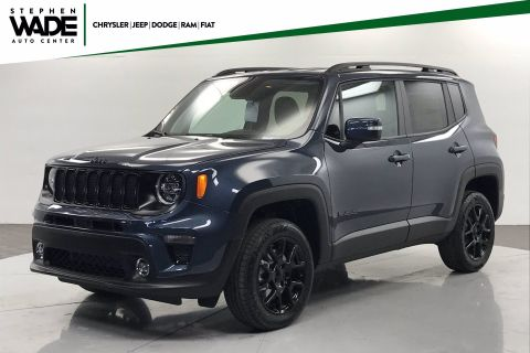 New 2020 JEEP Renegade Altitude 4x4 Sport Utility